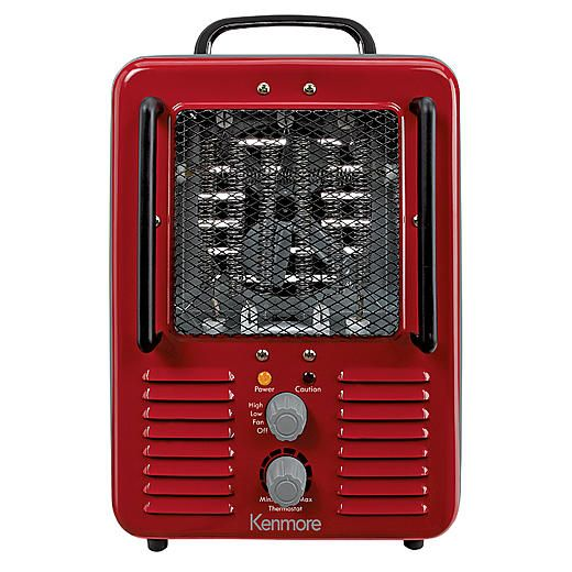 Kenmore 95017 Milkhouse Heater Red With Images Space Heater