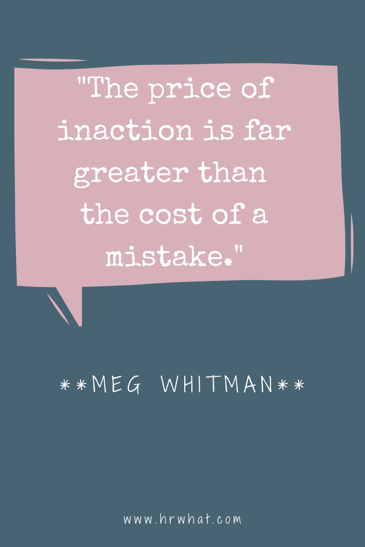 Inaction And Mistakes Tuesday Tells Tattles Inspirational Quotess Intentional Living Quotes Mom Quotes