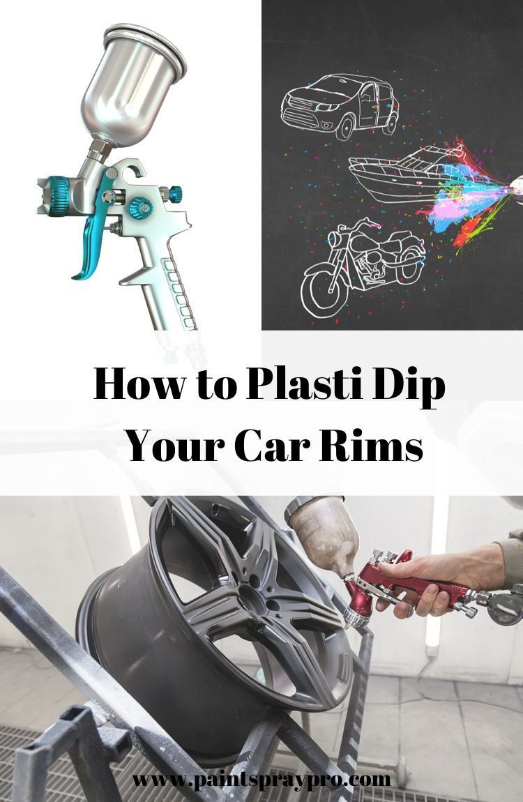 How to plasti dip rims fast easy way to update your