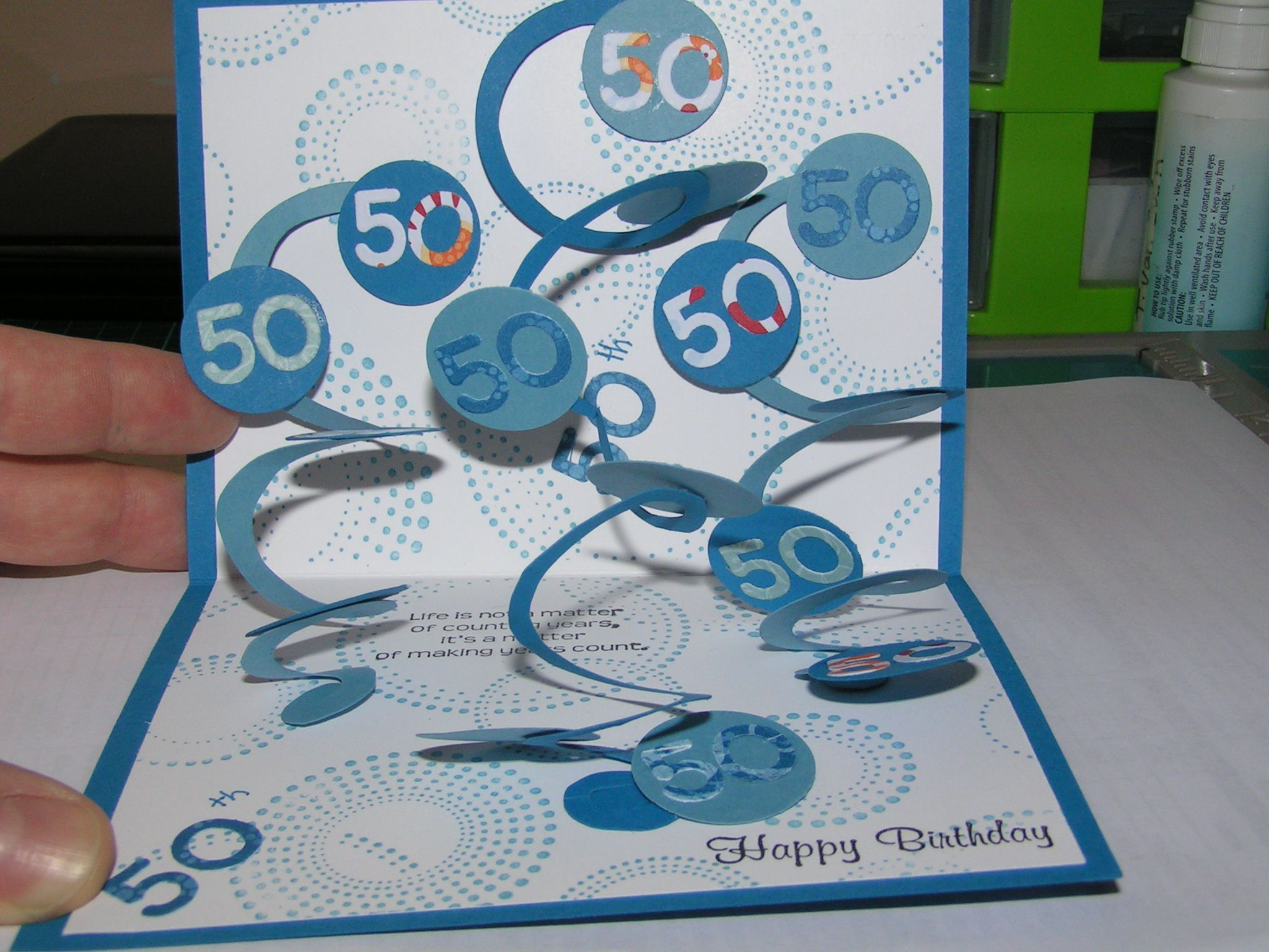 Pict jpg stampin up th birthday card ideas trudys blog cards