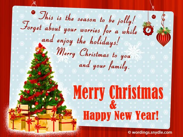 Inspirational Christmas Messages, Wishes and GreetingsExpress your - christmas greetings sample