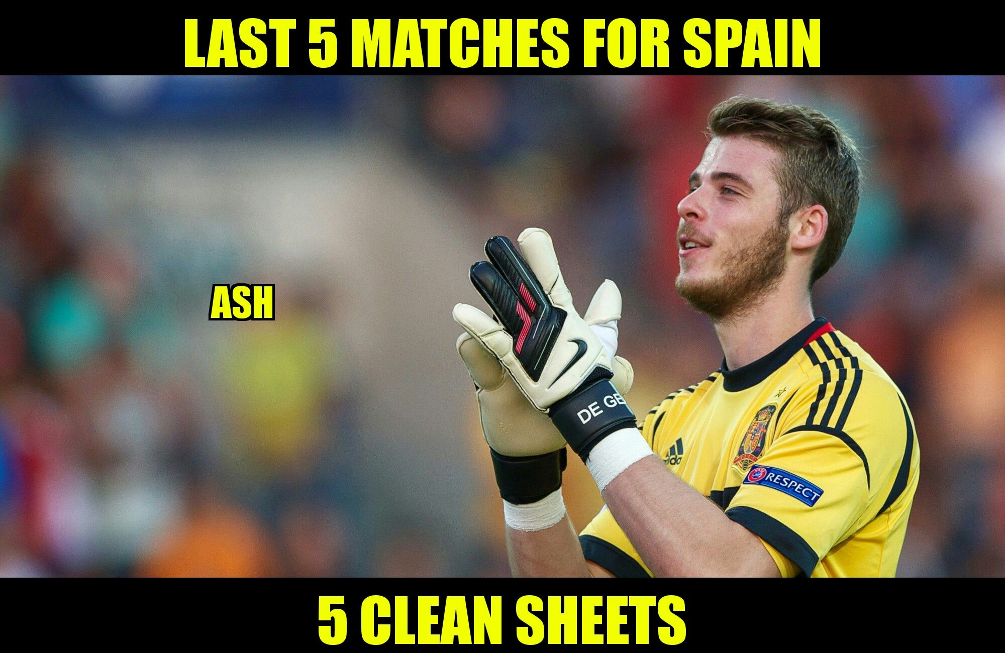 The perfect replacement for Casillas