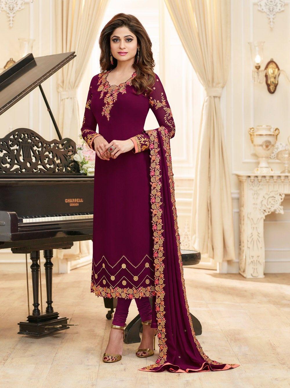 3c55647caf Lavender readymade kurta pajama in ghicha silk in 2019 | gothic ...