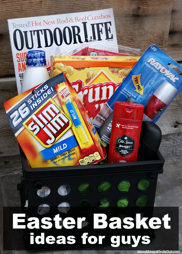 Bold easter basket ideas for men 100 walmart gift card giveaway bold easter basket ideas for men 100 walmart gift card giveaway mom always finds out negle Choice Image