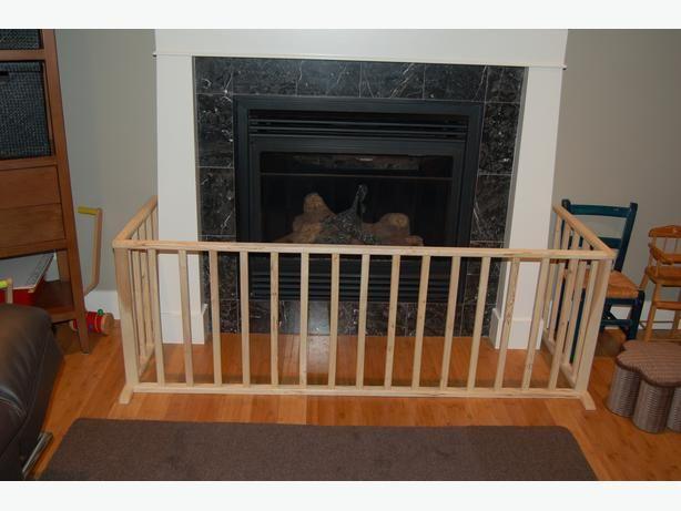 Fireplace Safety gate | Baby safety X | Pinterest | Safety, Babies ...