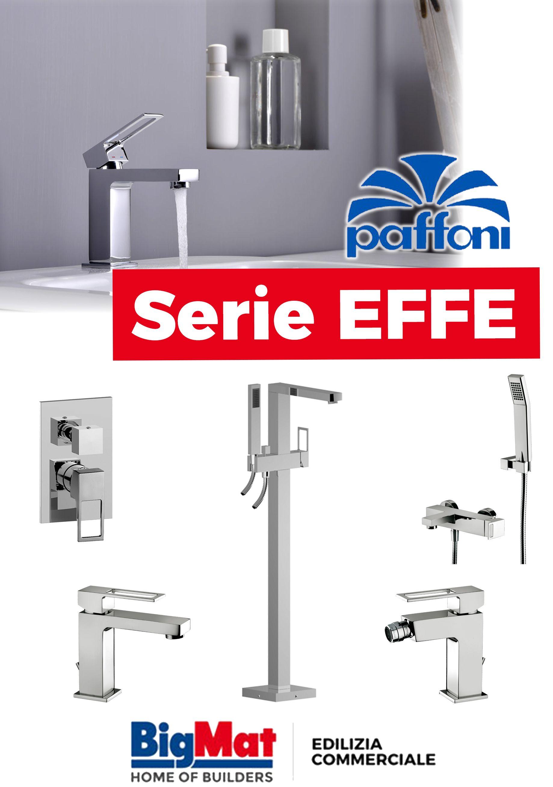 Set Rubinetti PAFFONI serie EFFE. Se stai cercando rubinetti per la ...