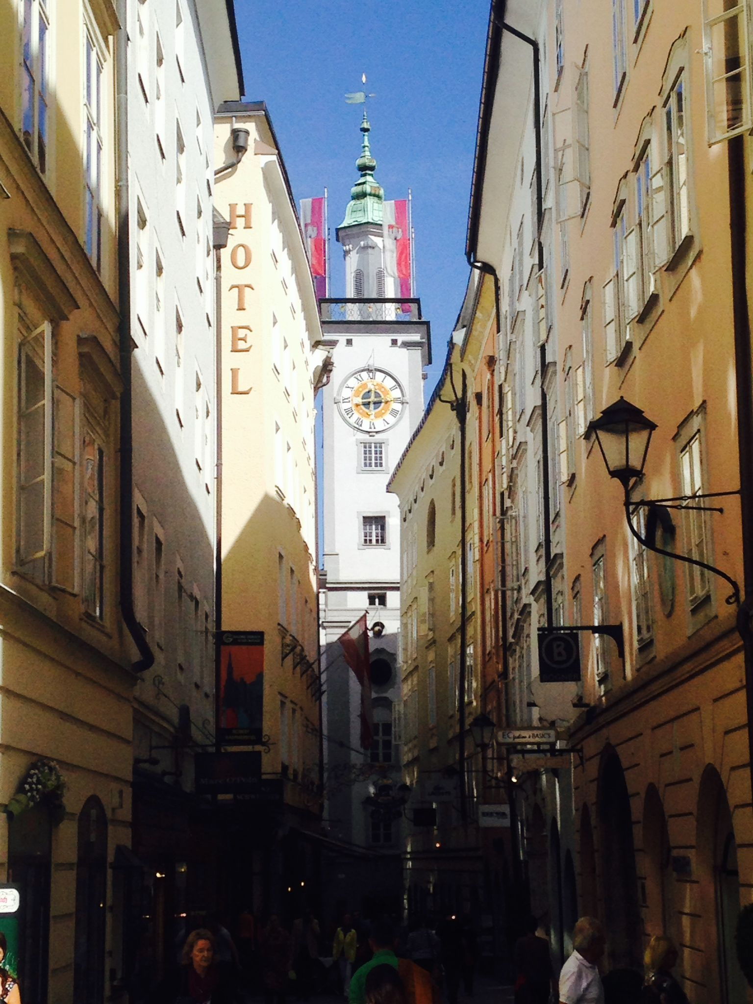 Salzburg Sep 2014 | Austria | Pinterest