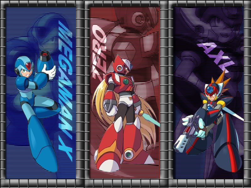 Megaman X Wallpaper Wallpaper Maverick Hunter Mega Man