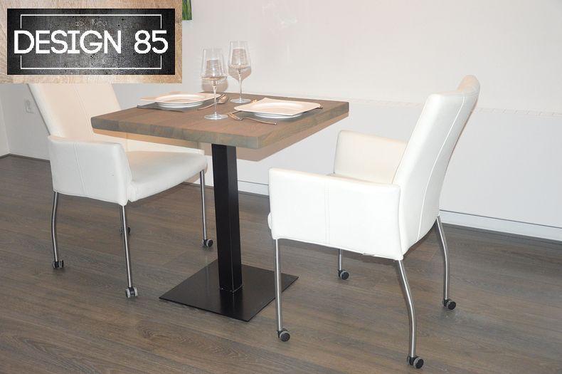 Eettafel Twee Personen.Pin Van Design85 Op Horeca Tafels In 2019 Table Dining Chairs En