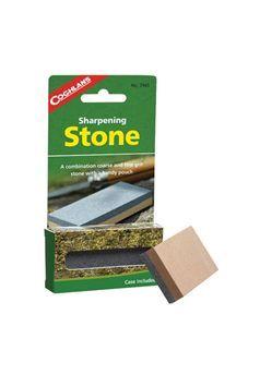 Coghlans 7945 Sharpening Stone ! Buy Now at gorillasurplus.com