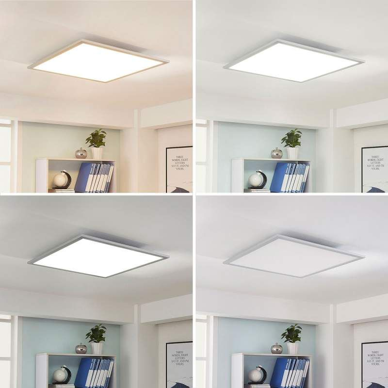 Dimmbares Led Panel Lysander Warmweiss Tageslicht Led Led