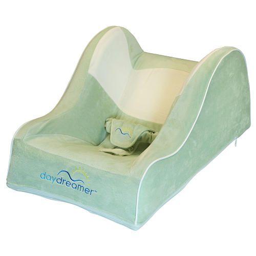 Dex Baby Daydreamer Infant Sleeper Seat Sage Looks
