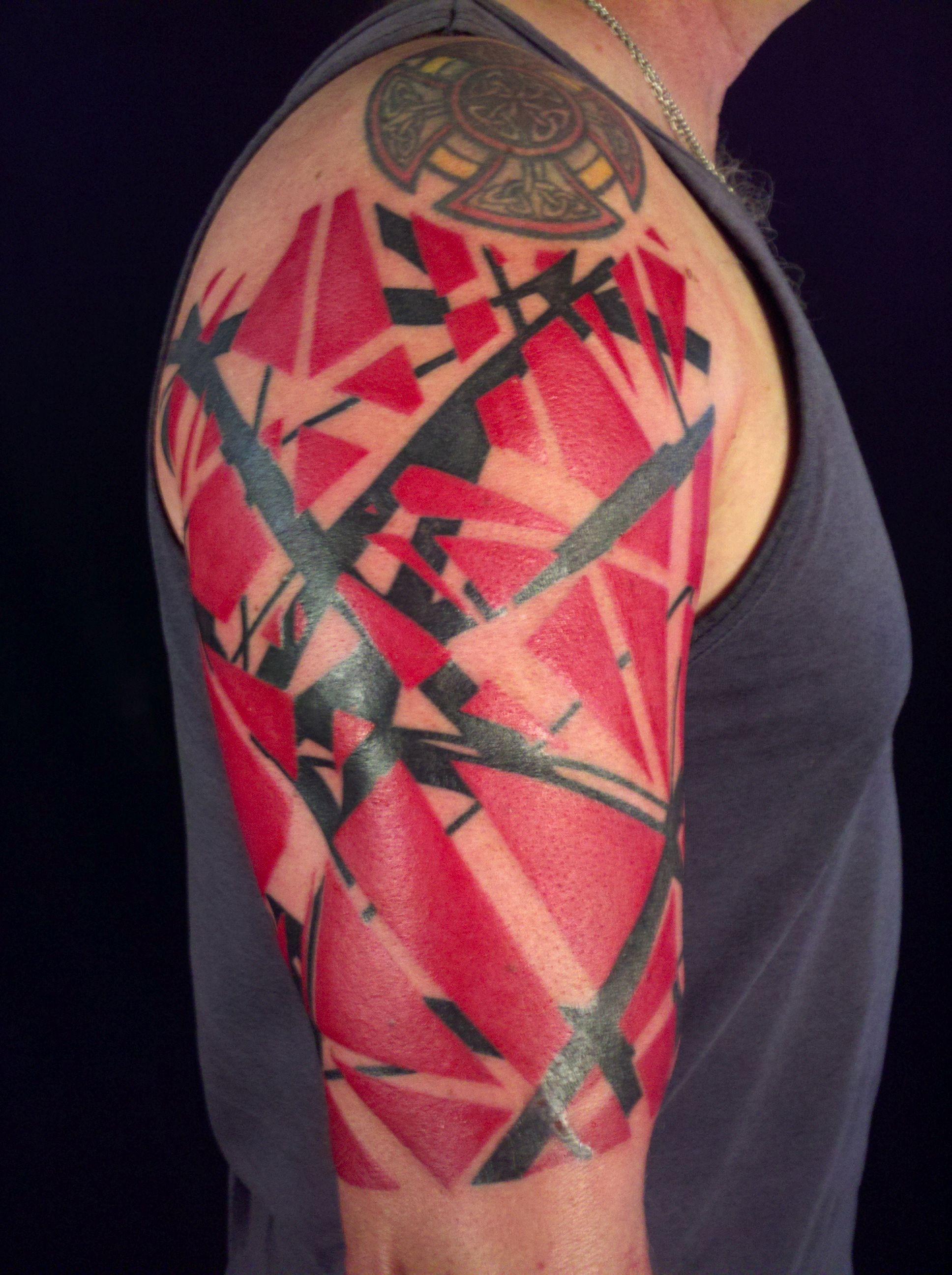 Van Halen Sleeve Van Halen Fan Tattoo Tattoos