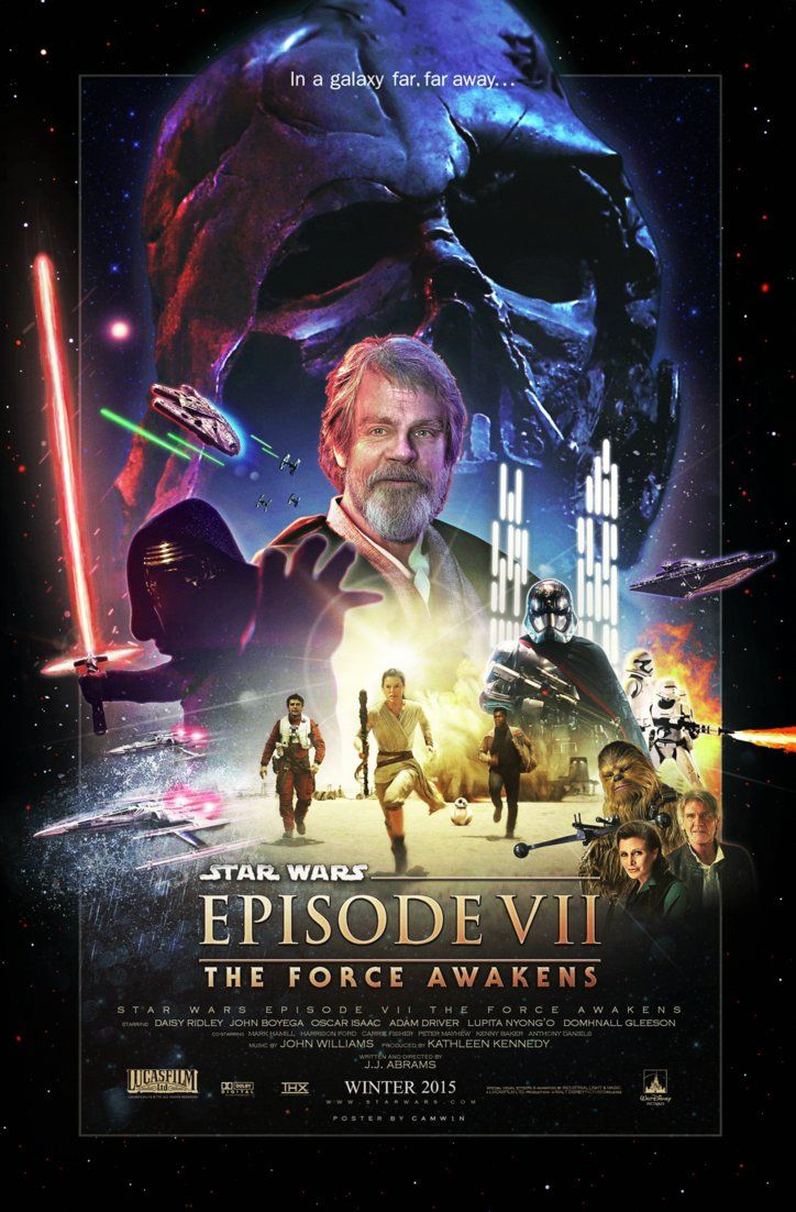 star wars: the force awakens by camw1n | star wars | pinterest | star