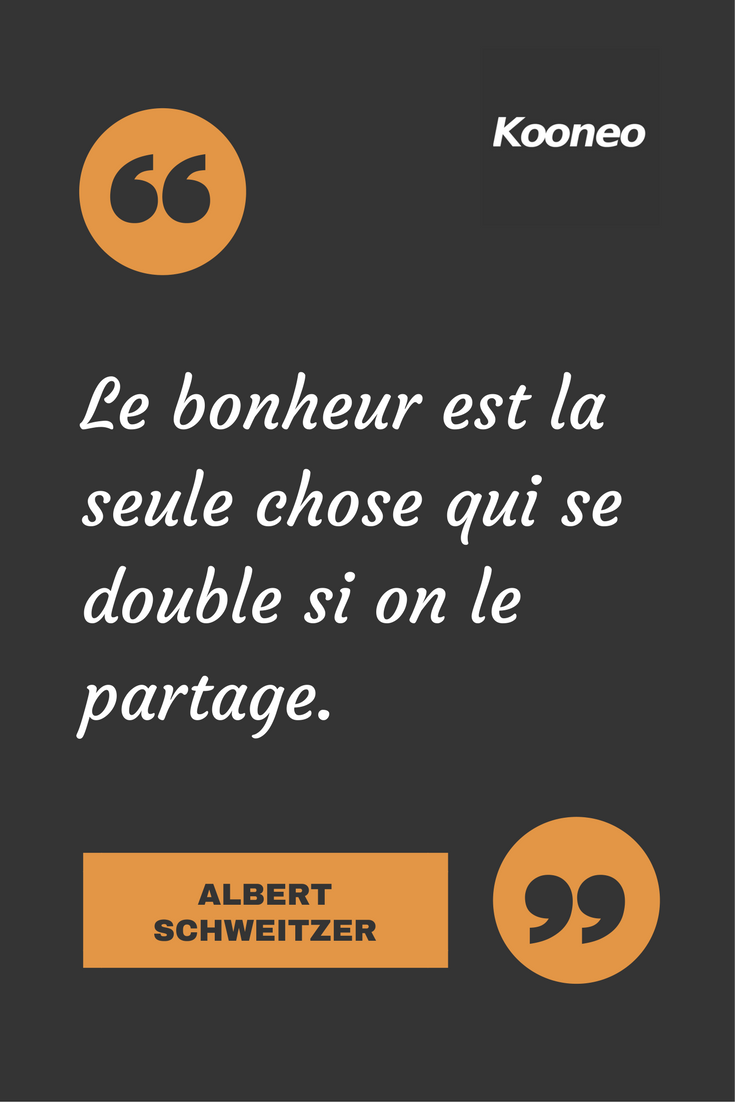 Le Bonheur Est La Seule Chose Qui Se Double Si On Le Partage : bonheur, seule, chose, double, partage, Citations