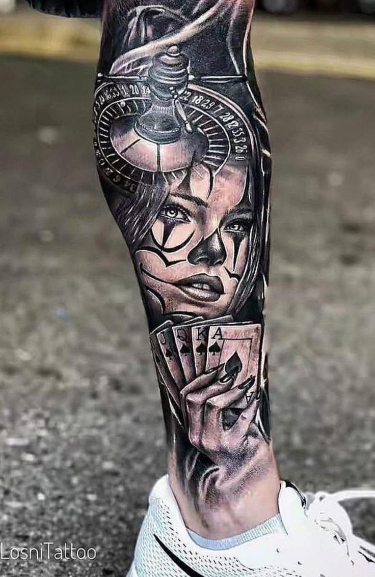 Wade männer tattoo motive Motive Tattoo
