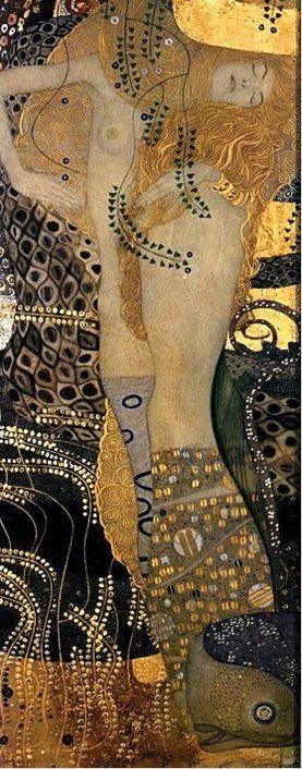 Gustav Klimt ~ Art Nouveau painter