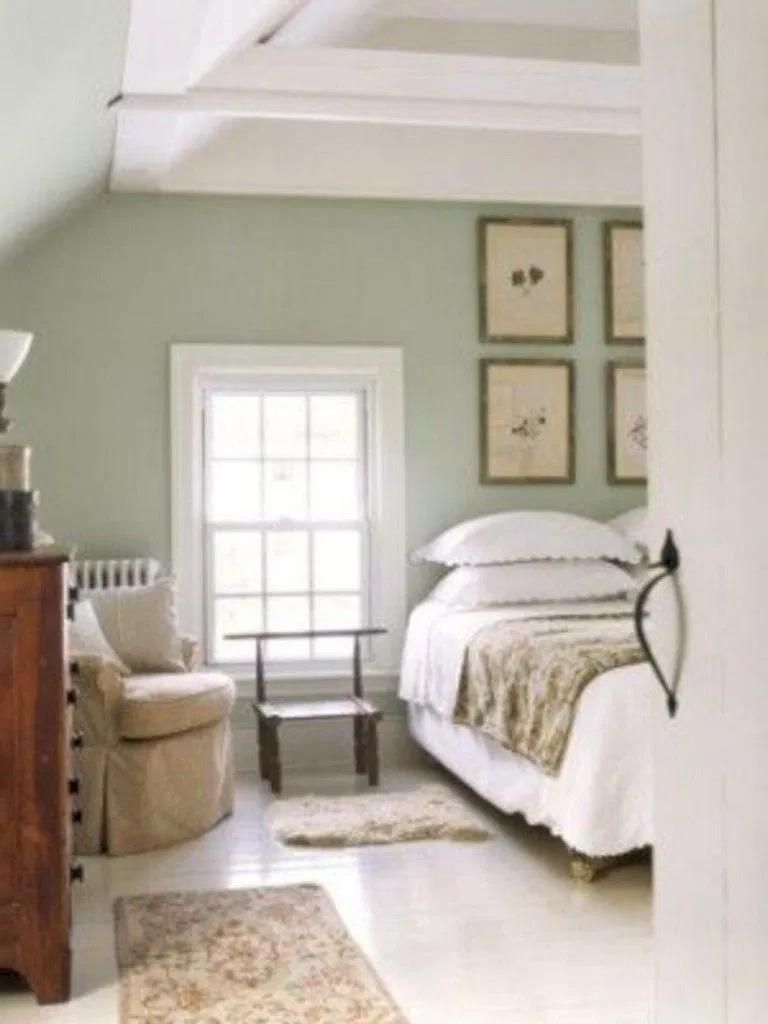 40 beauty green bedroom design decor ideas
