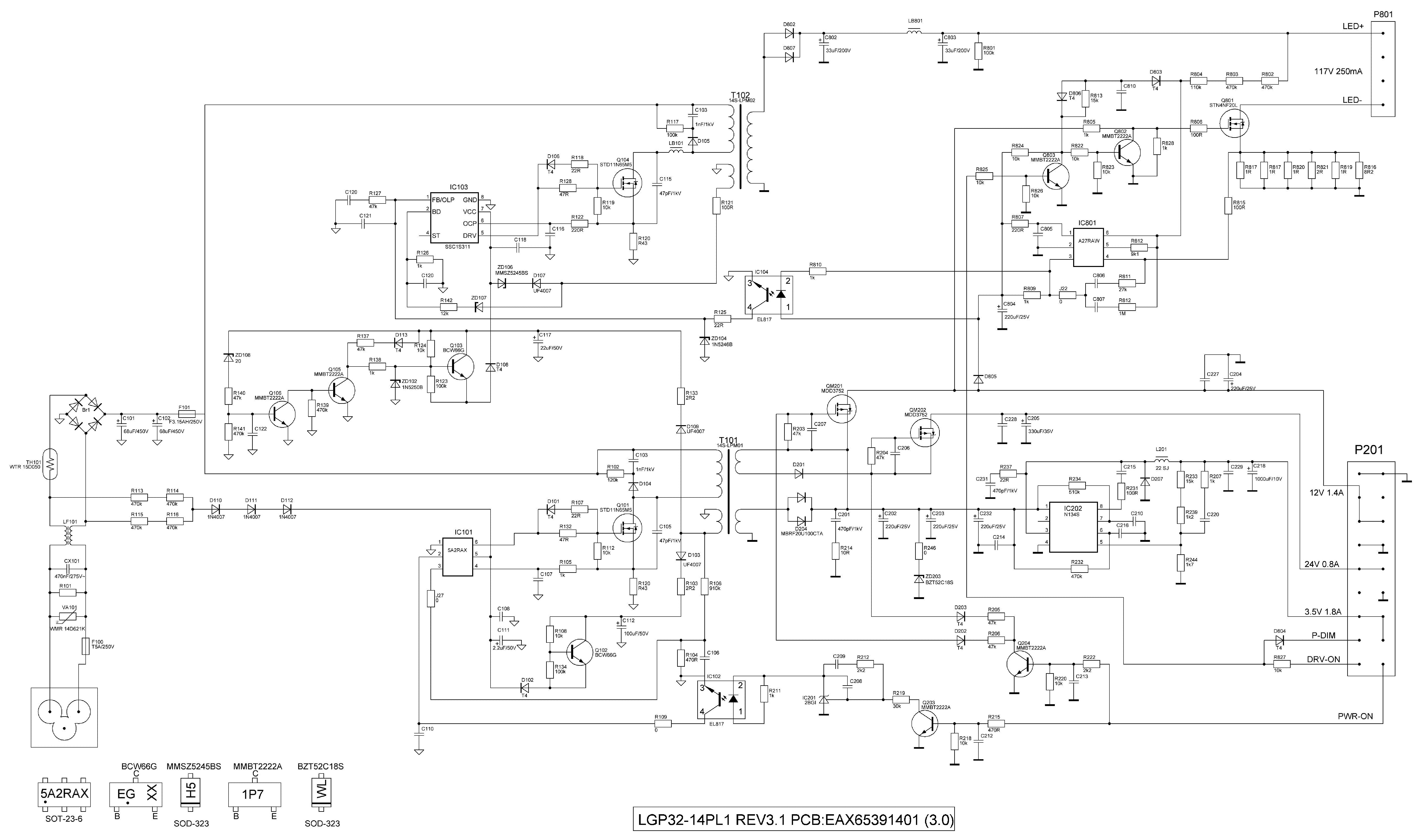 Haier 46ep14s Plasma Television Schematic Diagram Manual