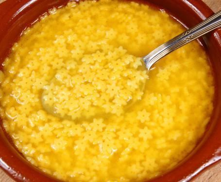 PASTA IN BRODO (Pastina Chicken Soup): The Best Recipe - -