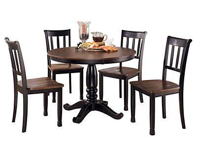 36++ Owingsville round dining room set Trending