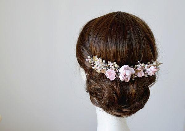 Ozdoby Do Wlosow Ozdoba Do Wlosow Koraliki Slub Vintage Jewelry Crown Jewelry Accessories
