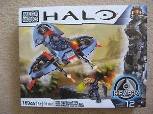 Halo Mega Bloks Assault Craft toy 97102 | eBay | Kit's Xmas