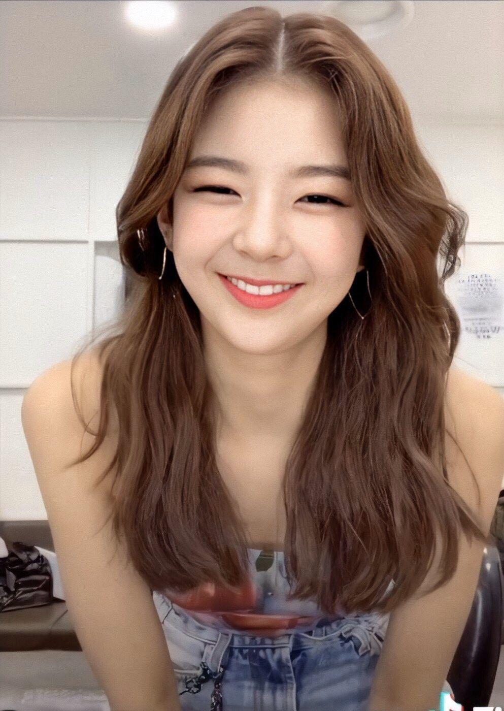 Eye Smile Lia Itzy Wanita Selebritas Gadis Korea