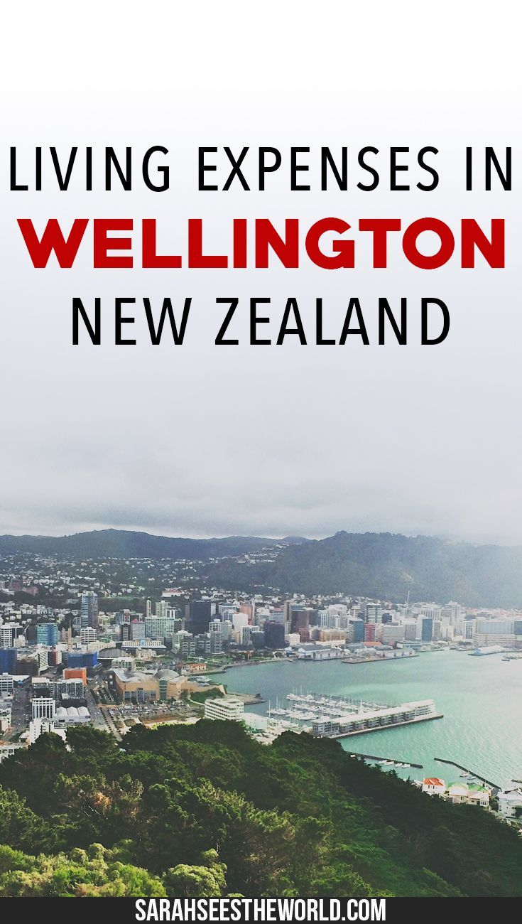 The Cost Of Living In Wellington New Zealand Expat Life Pinterest