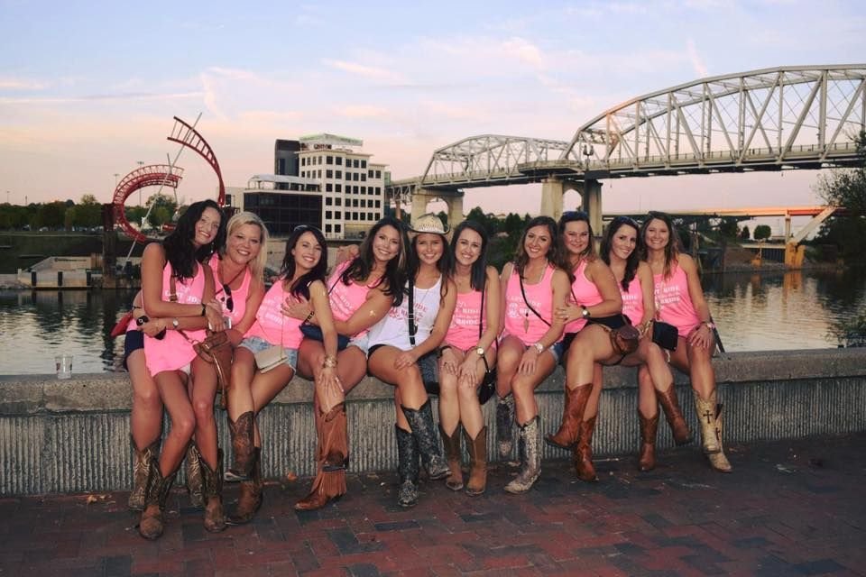this is why nashville is the best place for bachelorette