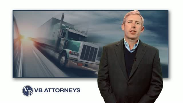 Brian Discusses Dangers of 18-Wheelers | VB Attorneys