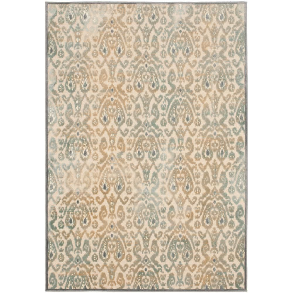 Paradise Carpet Cleaning Kennett Square Pa: Safavieh Paradise Gray/Multi 7 Ft. 6 In. X 10 Ft. 6 In