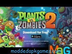 Plant Vs Zombies 2 Mod Apk Unlimited Everything Free Download