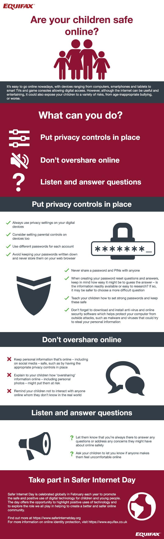 Safer Internet Day 2020 Safe Internet Kids Computer Good Parenting