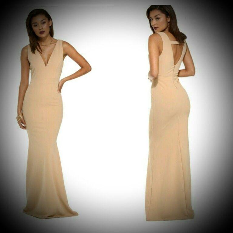 Halter Mermaid Evening Gown