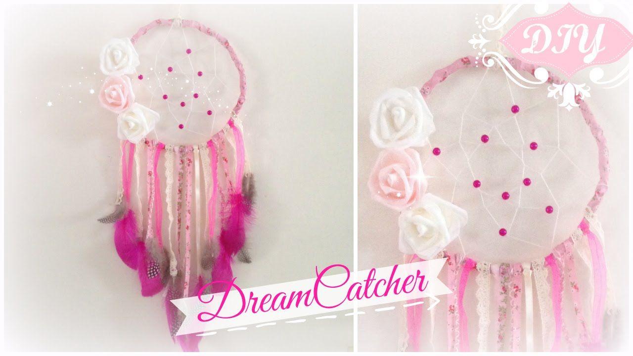 DIY #13 | DreamCatcher / Attrape - Rves  B O H E M E & R O M A N T I Q..