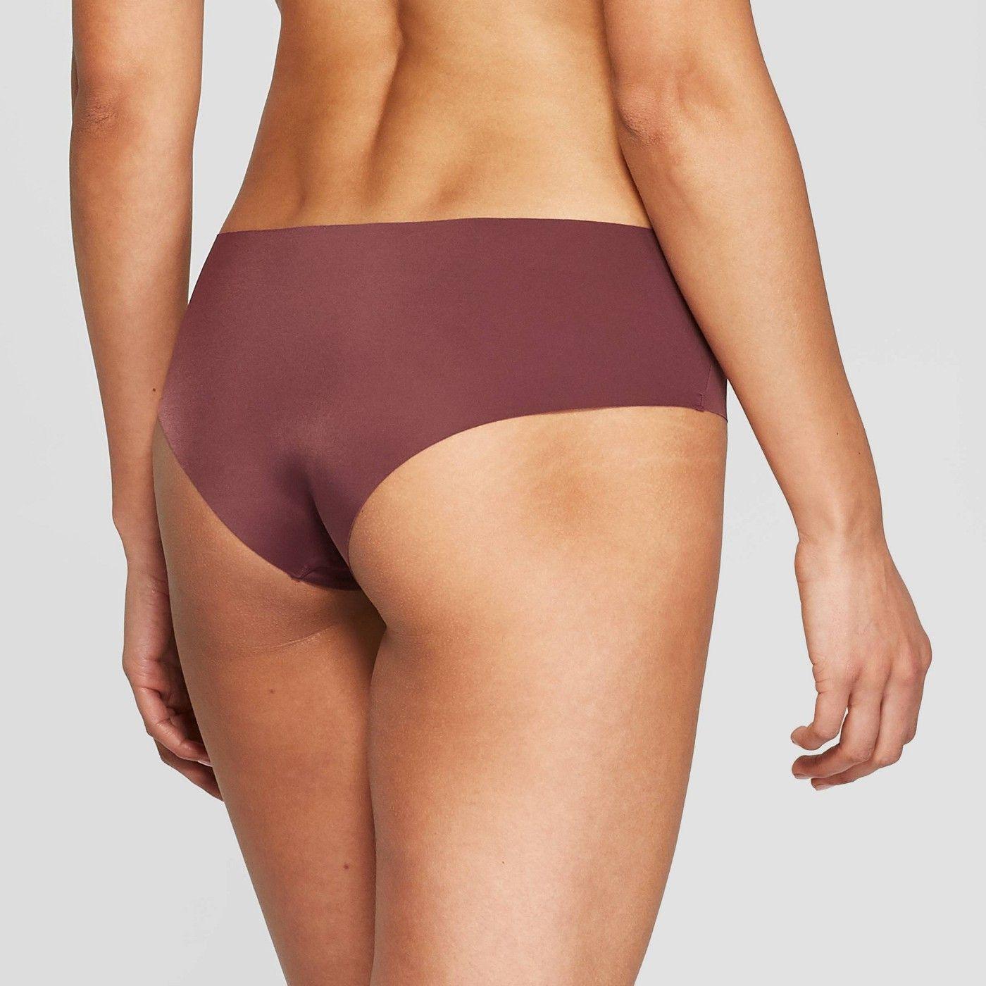 Details about  /New 18 color Soft Nylon Shiny Panties High Cuts Briefs Lingerie Women Men White