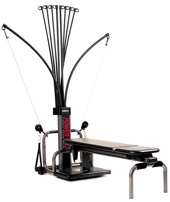 Bowflex Power Pro This is the machine I use. (I do have
