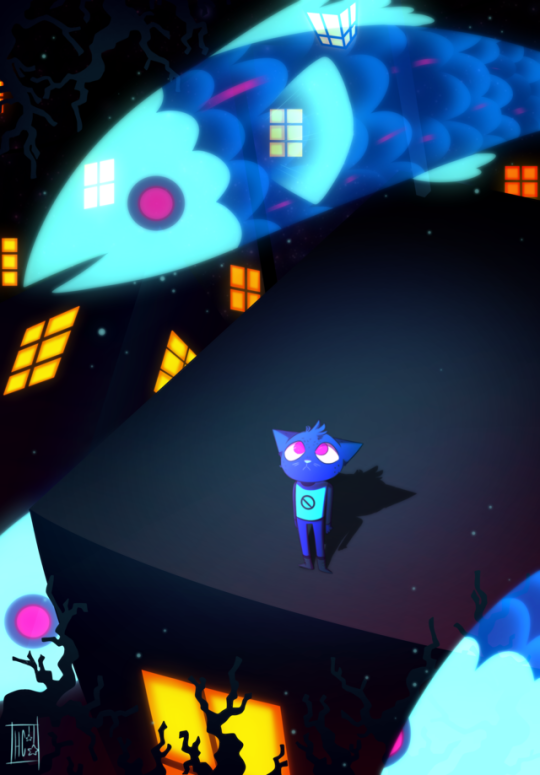 Pin By Havac Lock On Night In The Woods Night In The Wood Wood Wallpaper Night