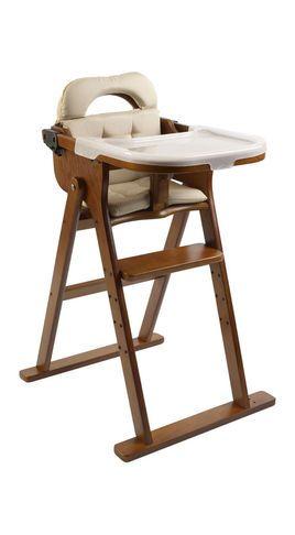 Modern High Chair. #babynurseryfurniture #modernnurseryfurniture