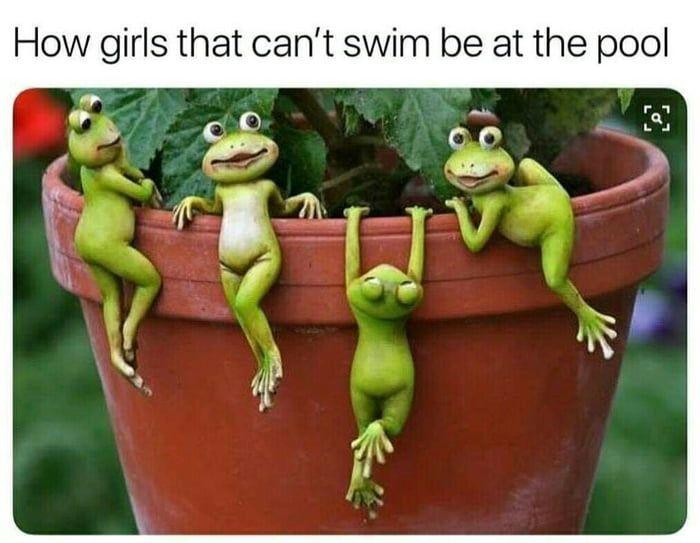 Girls will be girls..