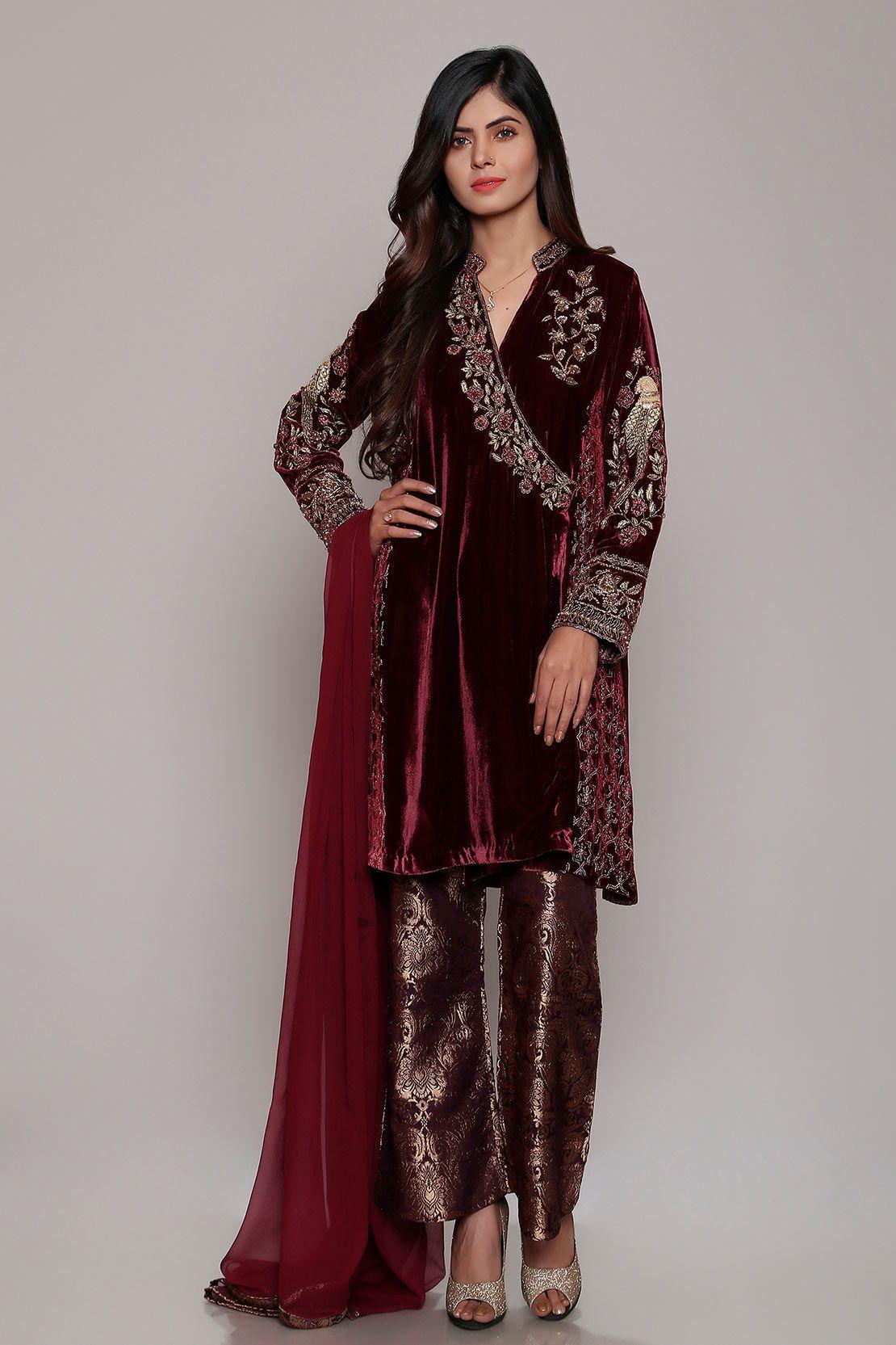 f9265ba0e Designer Pakistani Party Dresses