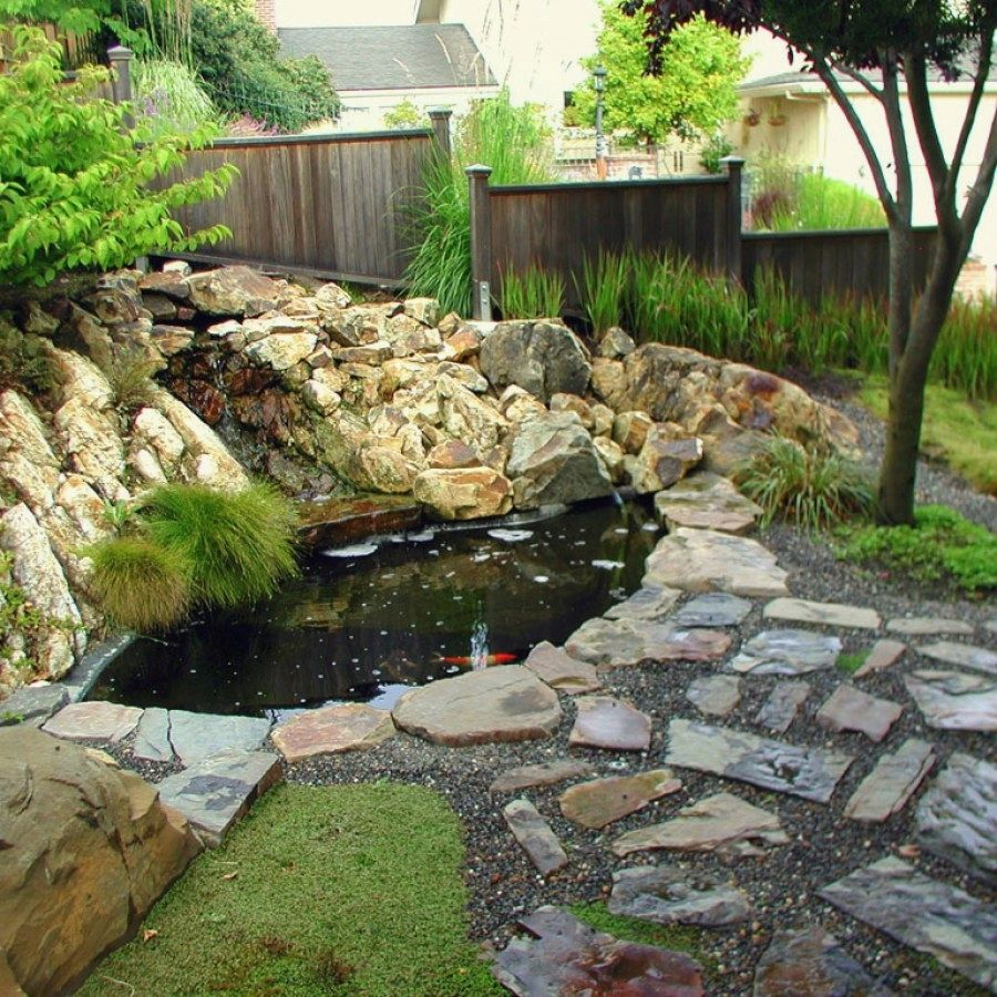 12 Beautiful Koi Pond Ideas You Can Build Yourself To Add