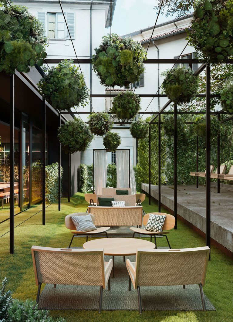 Design Therapy, the New Elle Decor Grand Hotel Arrives in