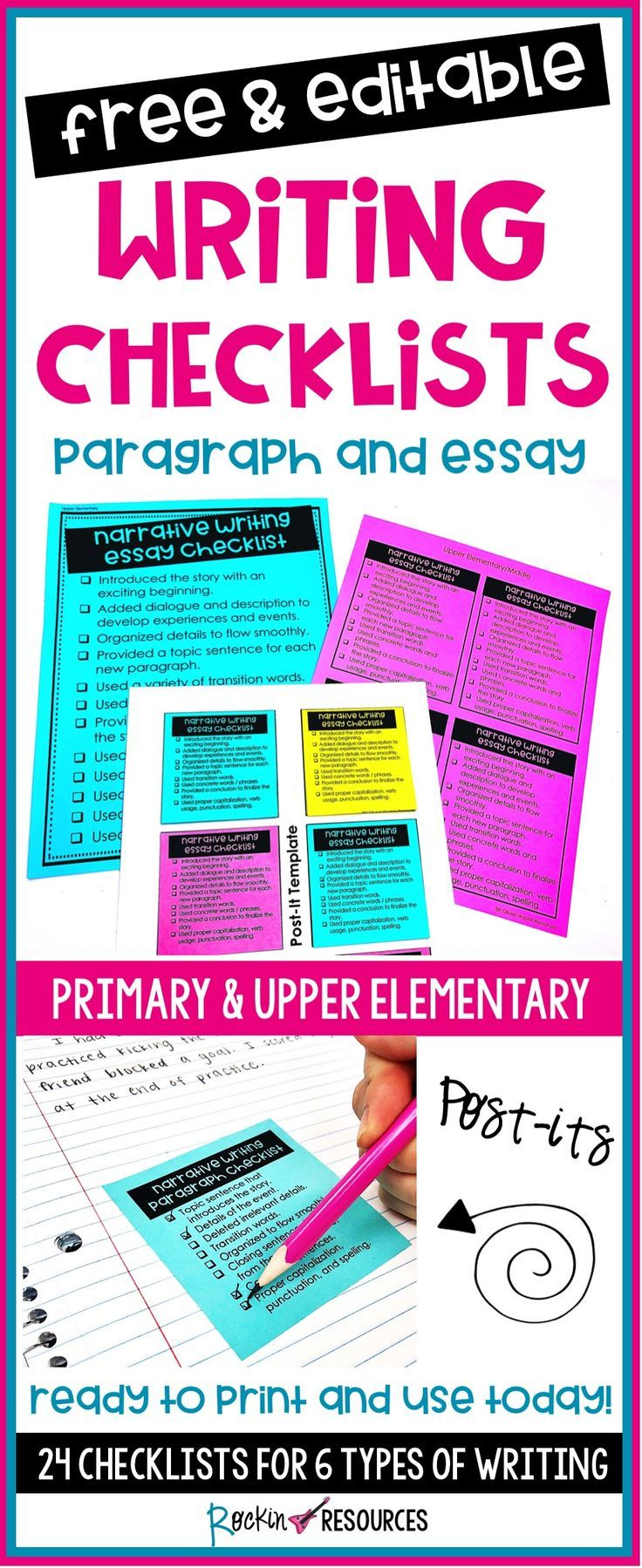 Are your students leaving out key components in their