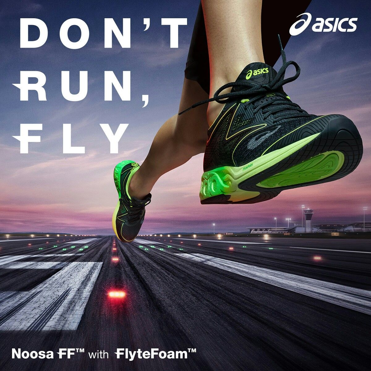 Push your running to the next level with FlyteFoam™ technology – a  superior-cushioned midsole that creates the best lightweight running shoes.