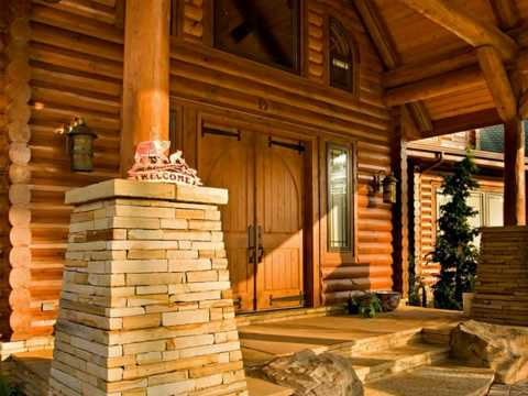 Choosing which is the most excellent log home in America