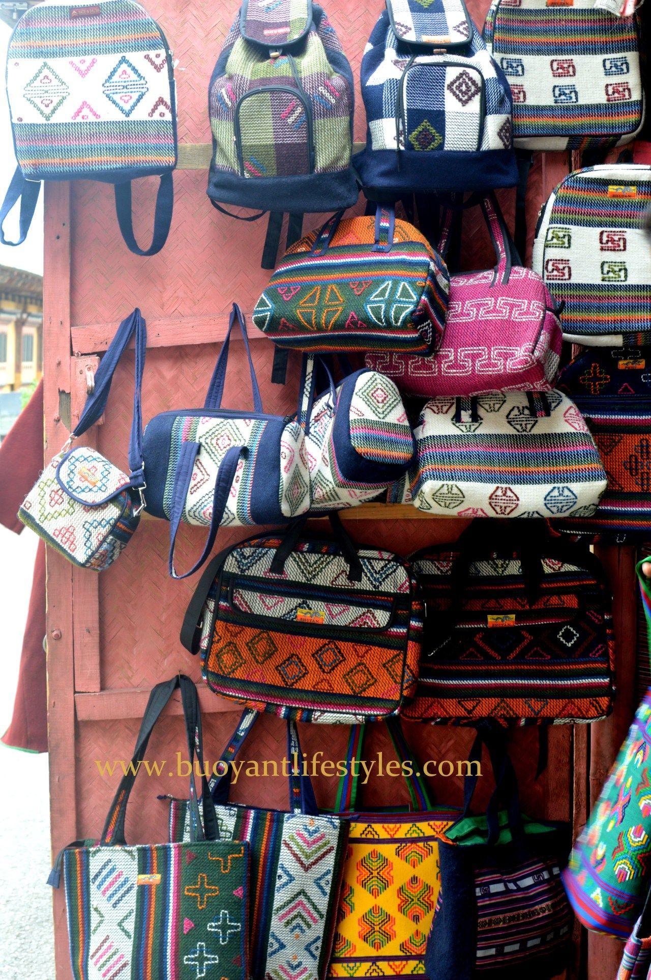 Thimpu Handicraft Market A Complete Shopping Guide Bhutan