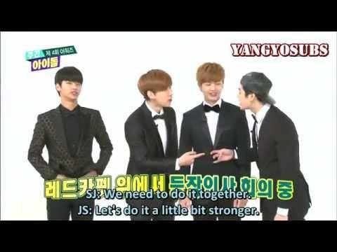 ENG SUB] 141231 Big Byung (2014 Weekly Idol Awards) - Part 1