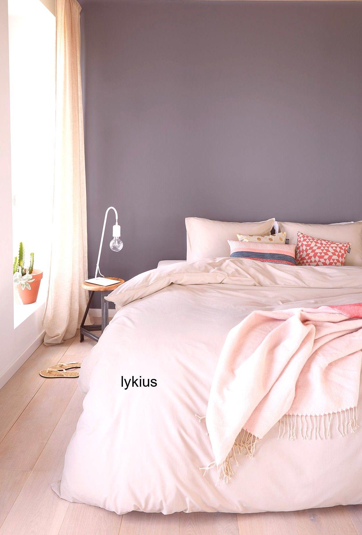 Farbe Schlafzimmerwand Farbe Paint Ein Hbsches Blau Grau Als
